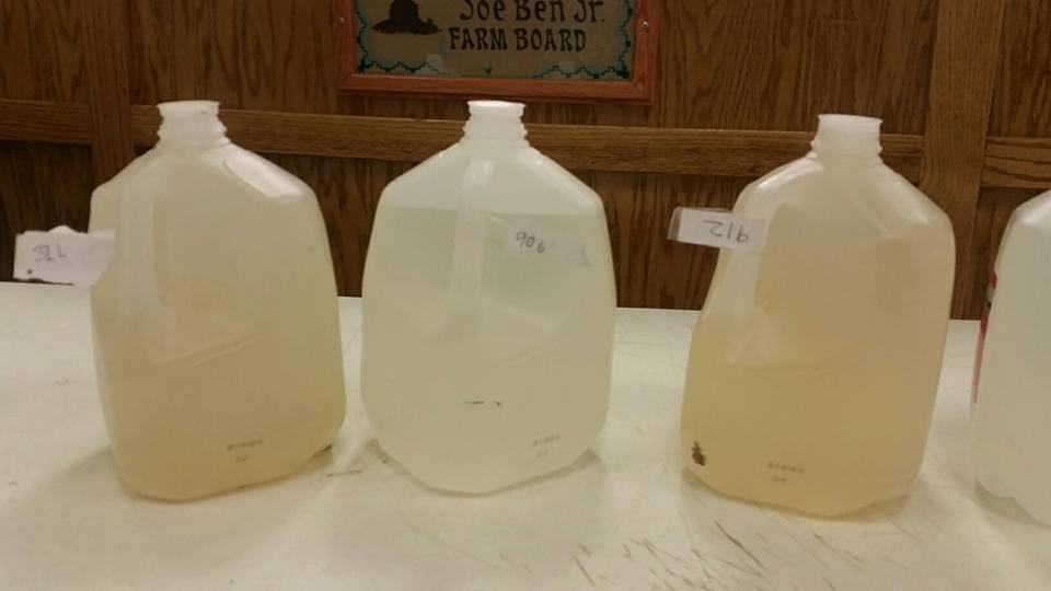 EPA water bottles